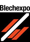 We are at the Blechexpo 2017